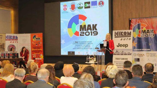 Uspešno je odžana 6. Jeep međunarodna naučna agrobiznis konferencija- MAK 2019