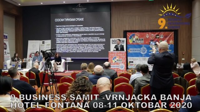 Najava – 9. BUSINESS INTERNATIONAL SUMMIT – UPOSLIMO SRBIJU